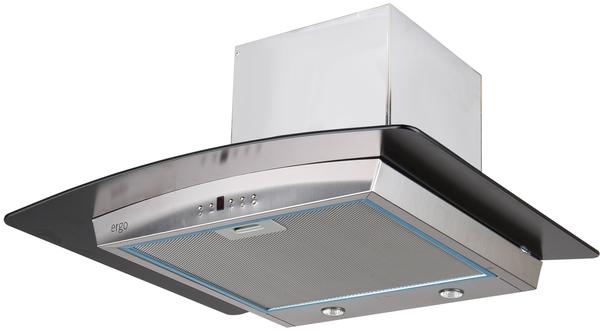 Вытяжка кухонная ergo ad 6001 x