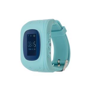 Детские смарт-часы ERGO GPS Tracker Kid`s K010 Blue 59ef4bcc80efa