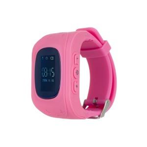 Детские смарт-часы ERGO GPS Tracker Kid`s K010 Pink c3bfbe60bb04c