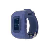 Детские часы-трекер ERGO GPS Tracker Kid`s K010 Dark Blue ba11f8f124db2