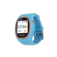 Детские часы-трекер ERGO GPS Tracker Junior Color J010 Blue 71f6cd803cced