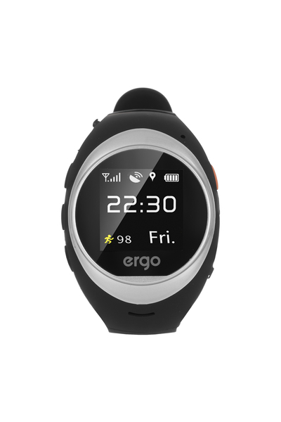 ... Фото товара Детские часы-трекер ERGO GPS Tracker Advanced Color A010 ... 28dbe58d3949c