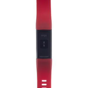 Фітнес трекер ERGO Fit Band HR BP F010 Red зображення 4