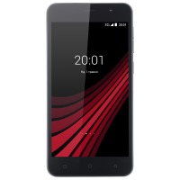 Смартфон ERGO B504 Unit Dual Sim Black