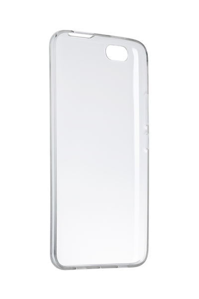 Чохол ERGO A556 Blaze - TPU Clean + 9H Glass Transparent зображення 3