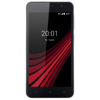 Смартфон ERGO B505 Unit 4G Dual Sim Black