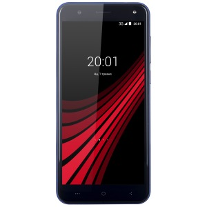 Смартфон ERGO V540 Level Dual Sim Blue/Black