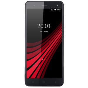 Смартфон ERGO V550 Vision Dual Sim Red/Black