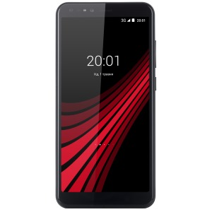 Смартфон ЕRGO V570 Big Ben Dual Sim Black