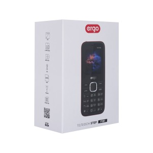 Мобільный телефон ERGO F243 Swift Dual Sim Blue