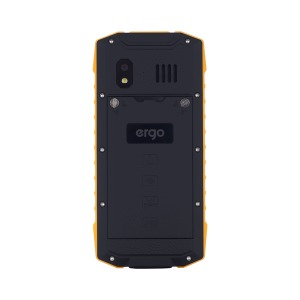 Мобільний телефон ERGO F245 Strength Dual Sim Yellow black